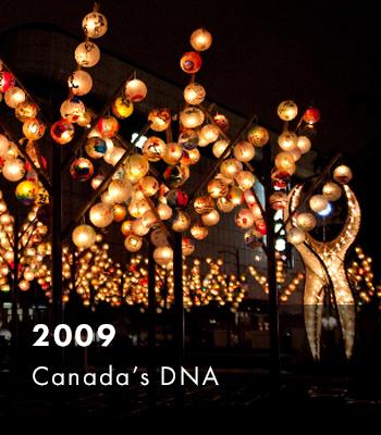 2009 LF History_Canada's DNA