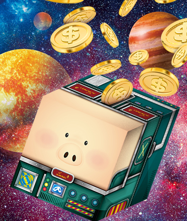 Activity 1 The Universe of Piggy Banks
