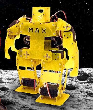 Activity 4 Lunar Robot