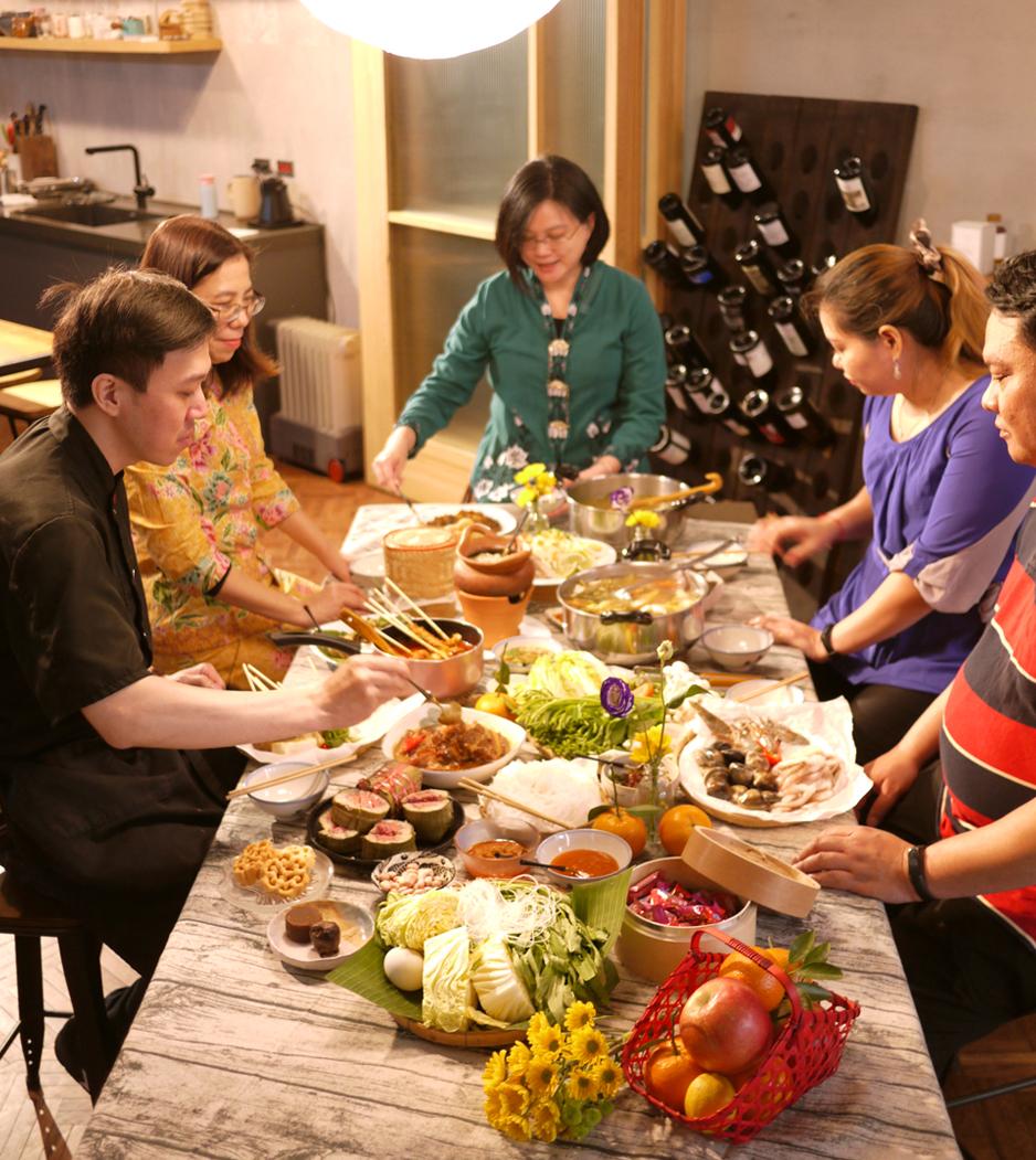 LunarFest Family Dinners