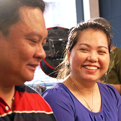 Artist 04 Ngoc Suong Ngo and Ko-Shuo Mei