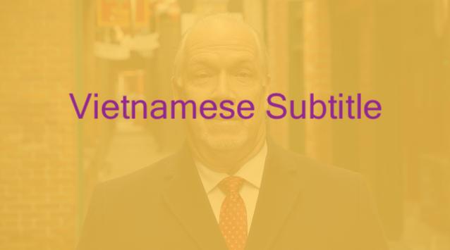 Premier of BC John Horgan_Vietnamese Subtitle