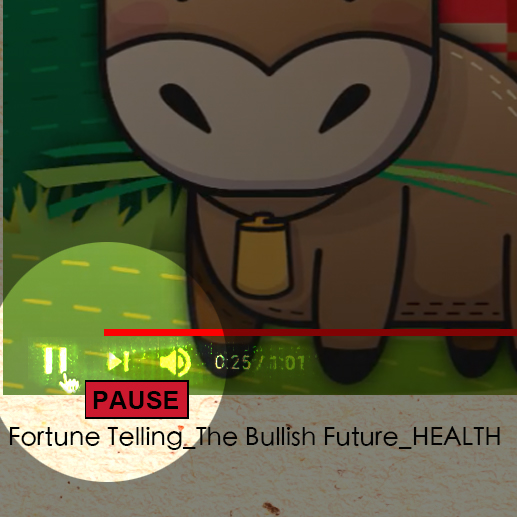 The Bullish Future Health Step2-1