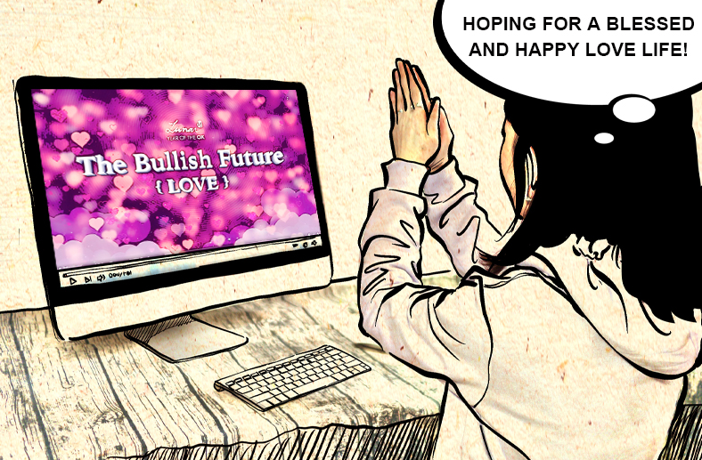 The Bullish Future Love Step1