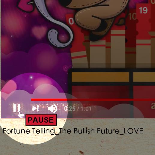 The Bullish Future Love Step2-1